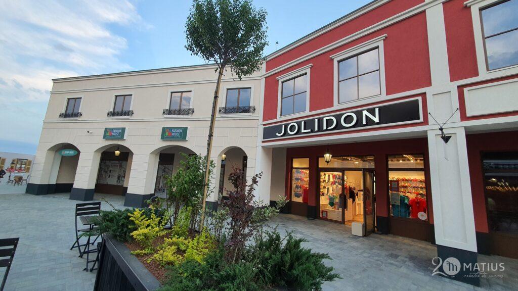 fashion house outlet pallady jolidon